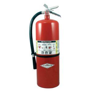 Extintor PQS de 20 Libras